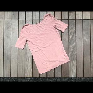MADEWELL   Rose T Shirt